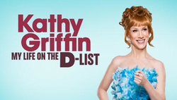 Kathy Griffin My Life on the D-List logo.png