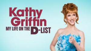 Kathy Griffin: My Life on the D-List - Image: Kathy Griffin My Life on the D List logo