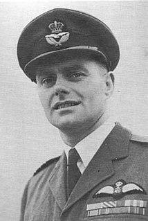 Kenneth Hubbard RAF officer