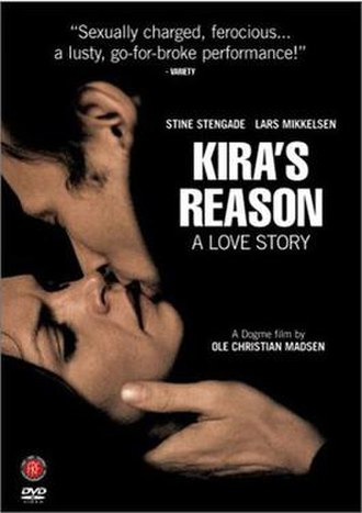 Kira's Reason: A Love Story - Front cover of the DVD