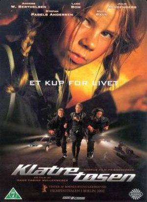 Klatretøsen - DVD cover