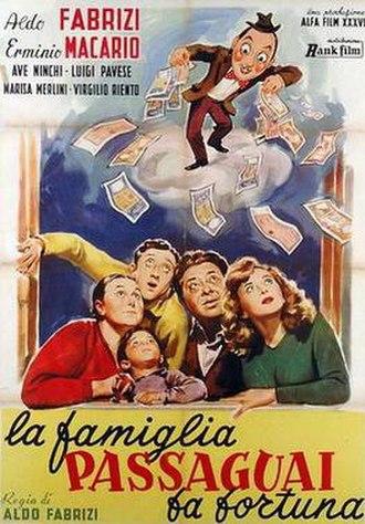 La Famiglia Passaguai fa fortuna - Image: La Famiglia Passaguai fa fortuna