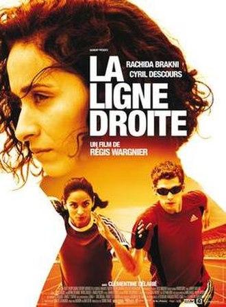 La Ligne droite - Theatrical release poster