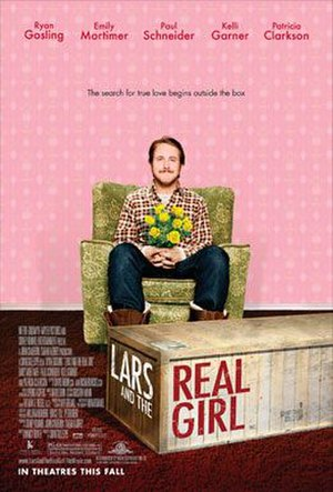 Lars and the Real Girl - Theatrical release poster
