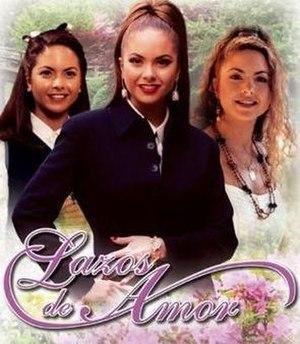 Lazos de Amor - Image: Lazosde Amor DVD