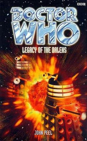 Legacy of the Daleks - Image: Legacy of the Daleks