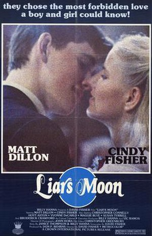 Liar's Moon - 1982 Theatrical Poster