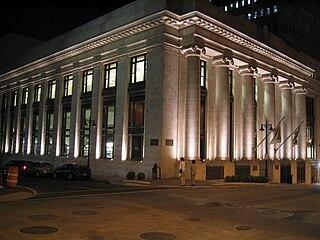 Library District (Kansas City, Missouri) neighborhood in Kansas City, Missouri
