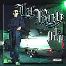 The Album (Lil Rob album) - Wikipedia