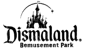 Dismaland - Image: Logo of Dismaland transparency