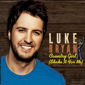 Country Girl (Shake It for Me) - Image: Luke Bryan 2011 300 01