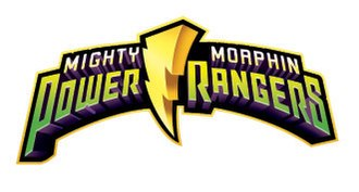 Mighty Morphin Power Rangers (re-version) - Image: MMPR 2010 New Logo