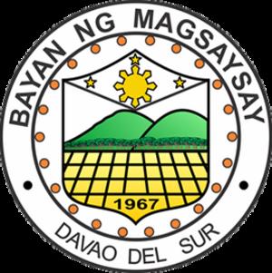 Magsaysay, Davao del Sur - Image: Magsaysay Davao del Sur