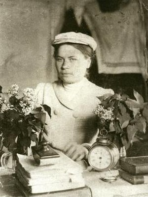 Marie Heiberg - Marie Heiberg in 1911