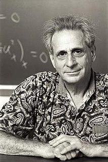Martin David Kruskal American mathematician