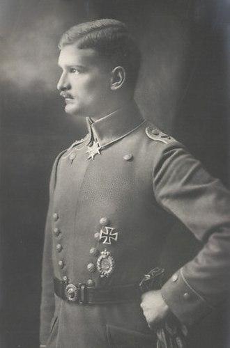 Max Ritter von Mulzer - Max Ritter von Mulzer