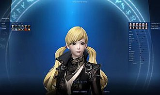 Aion: Upheaval - Character customization in Aion