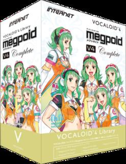 Megpoid Vocaloid 3 voicebank