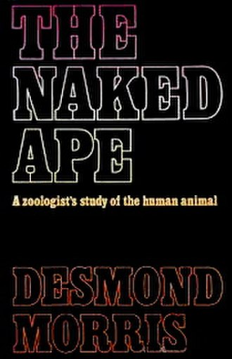 The Naked Ape - Book cover