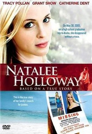 Natalee Holloway (film) - DVD cover