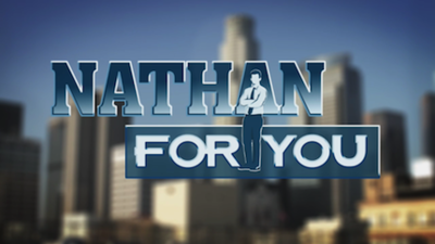 Picture of a TV show: Nathan For You
