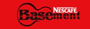 Nescafé Basement - Initial logo of Nescafé Basement