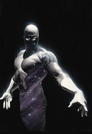 Starman (comics) - Kallor as Starman. Art by Alex Ross.