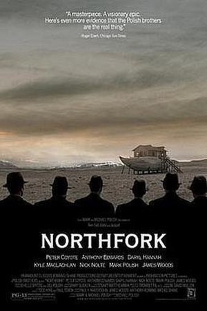 Northfork - Image: Northfork poster