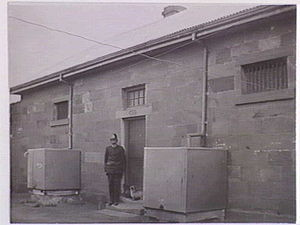 South Geelong, Victoria - Image: Old South Geelong Gaol