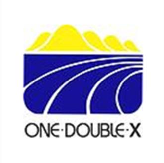 Radio Bay of Plenty - This is the logo of One Double X.