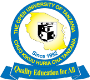 Open University of Tanzania Logo.png