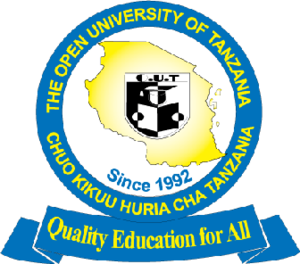 Open University of Tanzania - Image: Open University of Tanzania Logo