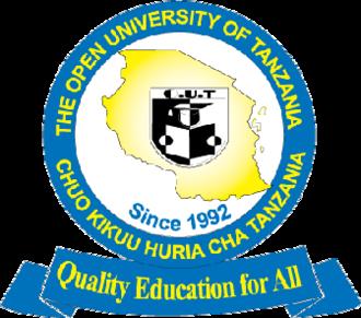 Open University of Tanzania - Image: Open University of Tanzania Logo