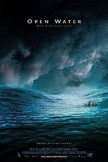 <i>Open Water</i> (film) 2003 American survival horror thriller film by Chris Kentis