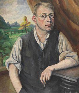 Otto Nückel painter, graphic designer, illustrator and cartoonist