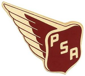 Pacific Southwest Airlines - PSA 1953 logo