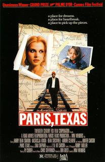 <i>Paris, Texas</i> (film) 1984 film by Wim Wenders