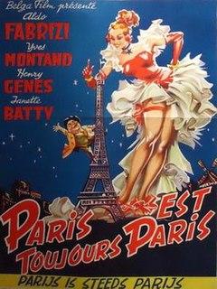 <i>Paris Is Always Paris</i> 1951 film