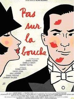 <i>Not on the Lips</i> 2003 film by Alain Resnais