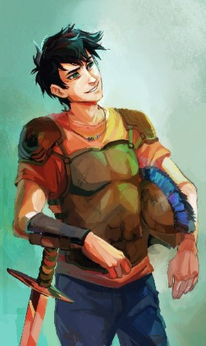 Percy Jackson - Percy Jackson as portrayed by Logan Lerman
