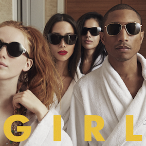 Girl (Pharrell Williams album) - Image: Pharrell Williams – Girl (album cover)
