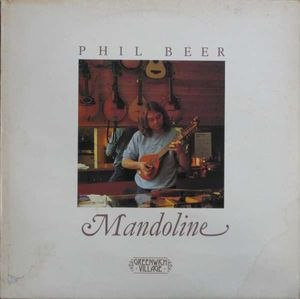 Mandoline (album) - Image: Phil Beer Mandoline