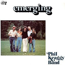 Phil Keaggy Band - Emerging 1977