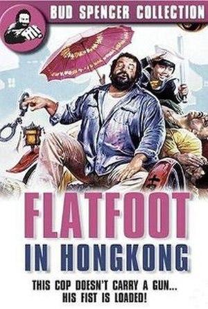 Flatfoot in Hong Kong - Image: Piedone a Hong Kong