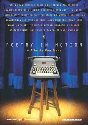 Poetry in Motion (film) - Film poster