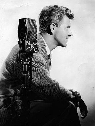 """Charles """"Bud"""" Dant - Dant at NBC in 1941"""
