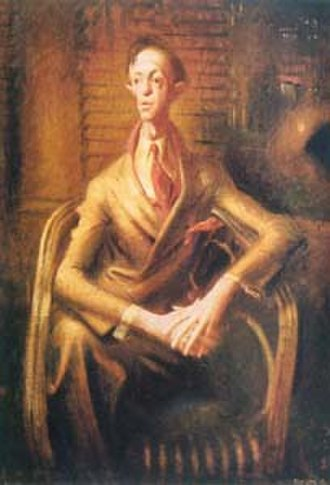 Joshua Smith (artist) - Mr Joshua Smith, 1943 by William Dobell