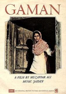 <i>Gaman</i> 1978 Indian film