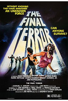 "Poster of the movie ""The Final Terror"".jpg"