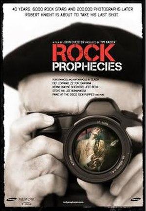 Rock Prophecies - Image: Poster of the movie Rock Prophecies